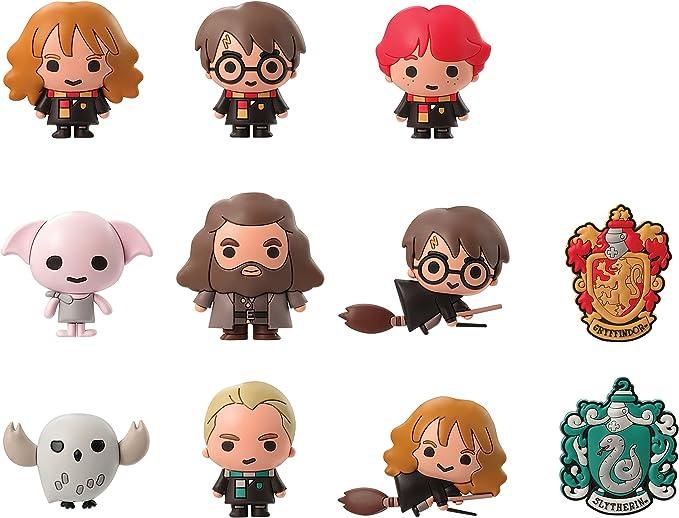 Harry Potter 48085 Serie 2 - Llavero coleccionable en Bolsa Sorpresa, Multicolor, 7,6 cm