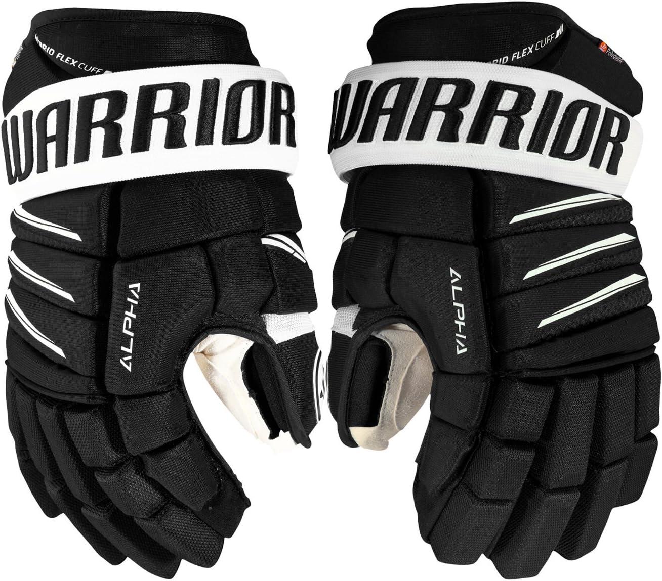 Warrior Senior Alpha Qx Pro Gloves : Sports & Outdoors