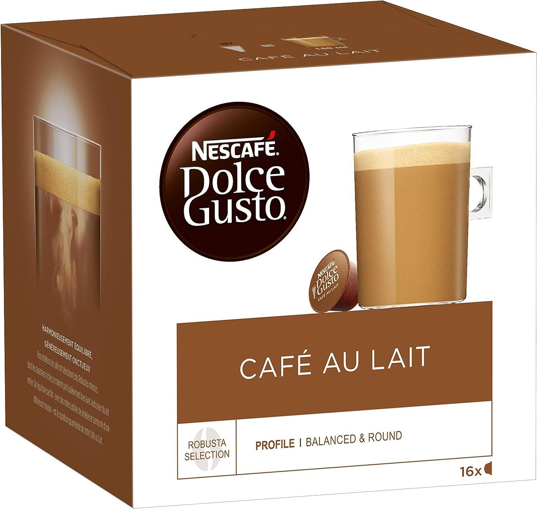 Nescafé Dolce Gusto - Cápsulas monodosis - [Pack de 3]: Amazon.es ...