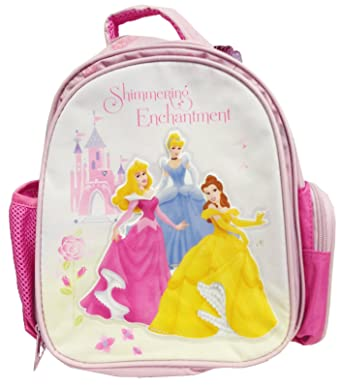 4b9d828d1bb DISNEY PRINCESS DELUXE PADDED BACKPACK SCHOOL RUCKSACK  Amazon.co.uk  Shoes    Bags