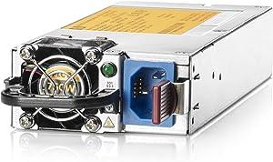 HP 750W Common Slot Platinum Plus Hot Plug Power Supply Kit (656363-B21) (Renewed)