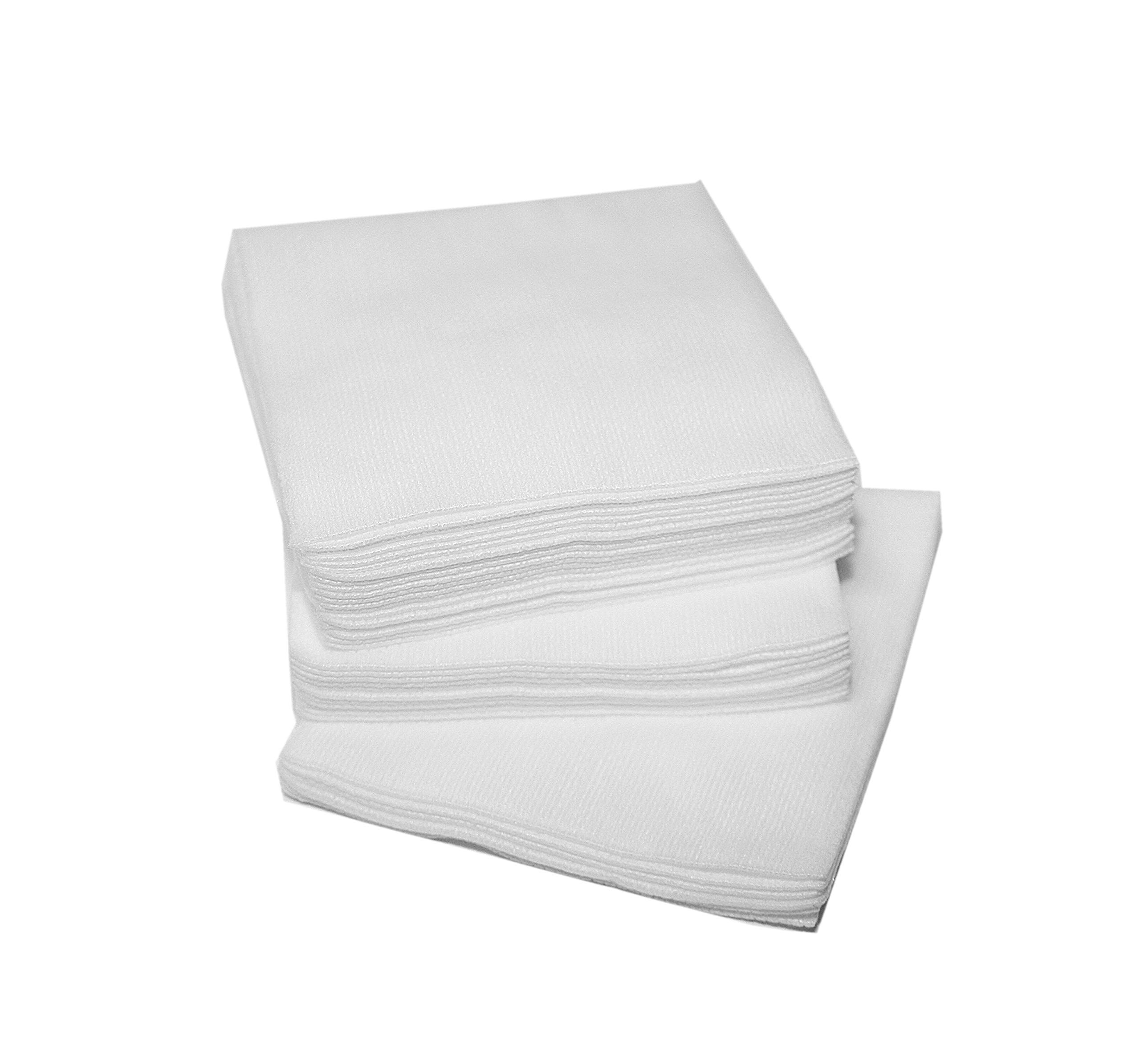 4x4 Nonwoven Esthetic Wipe, Case of 10 packages