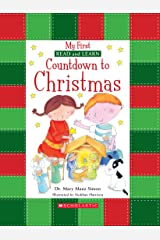 Countdown to Christmas (My First Read and Learn) Board book