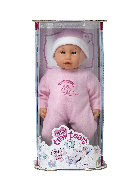 John Adams Teeny Tiny Tears Doll with Accessories