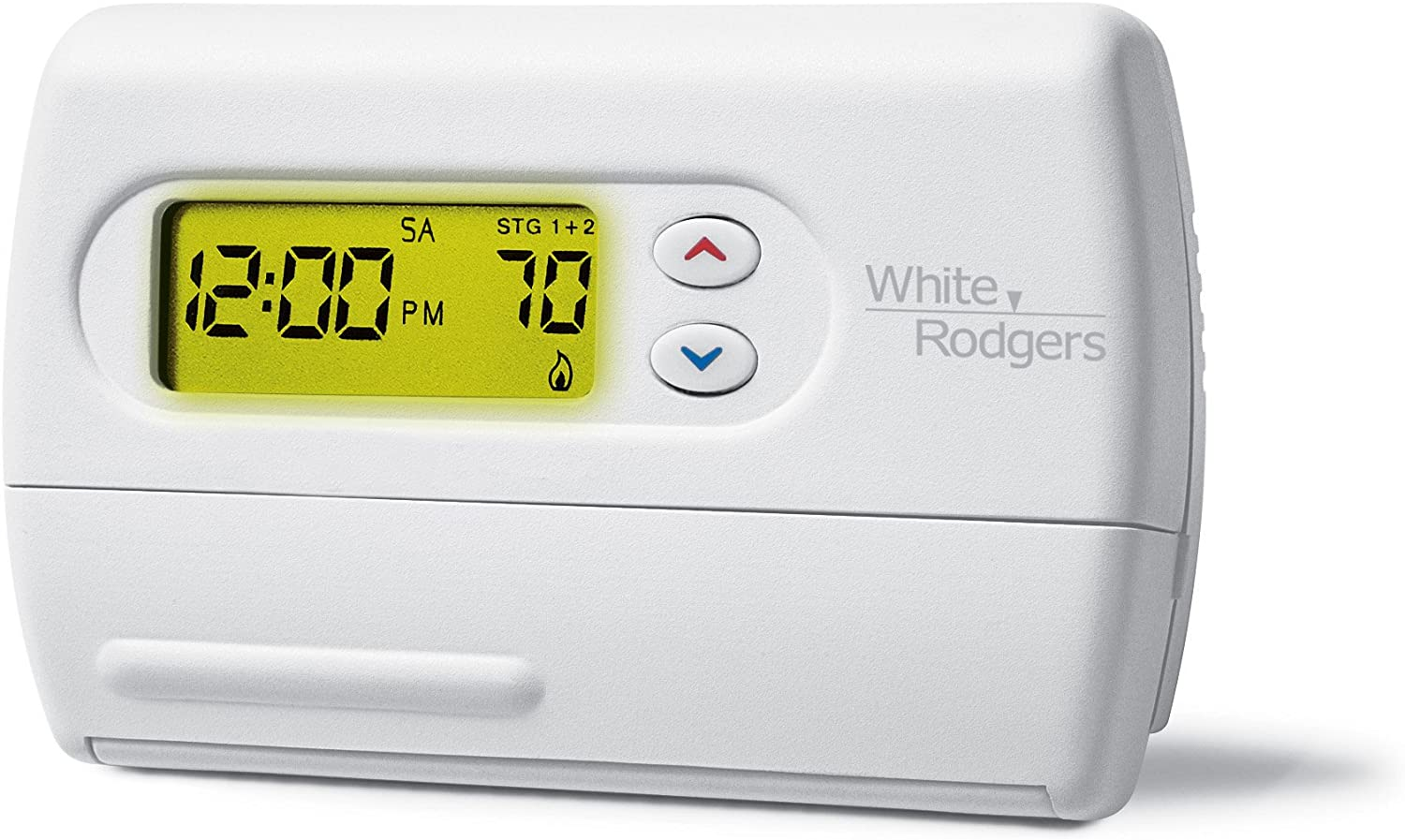 Emerson 1F85-277 Universal Programmable Thermostat with 3 Heat and 2 Cool Stages