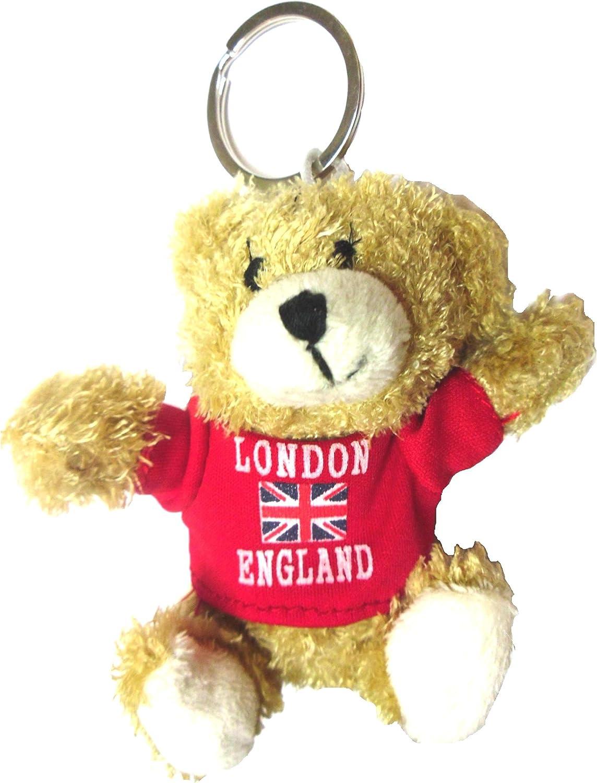 Amazon.com: Soft Oso de peluche en Londres de tecleado & de ...