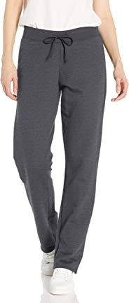 Fruit of the Loom Womens Standard Essentials Live in Open Bottom Pant
