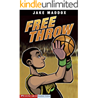 Free Throw (Jake Maddox Sports Stories)