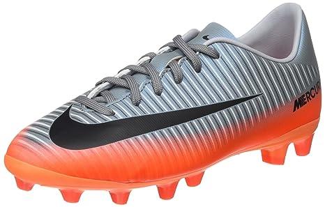Nike Mercurial Vapor XI Cr7 AG-Pro Botas de fútbol, Unisex niños ...