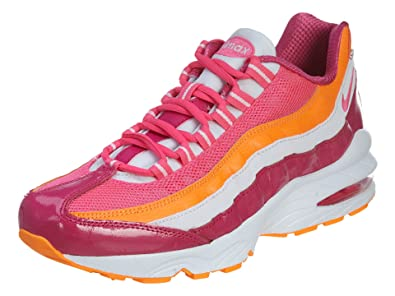 brand new 3538c bcd66 NIKE Air Max 95 Girl s Running Shoes Size US 5, Regular Width, Color Pink