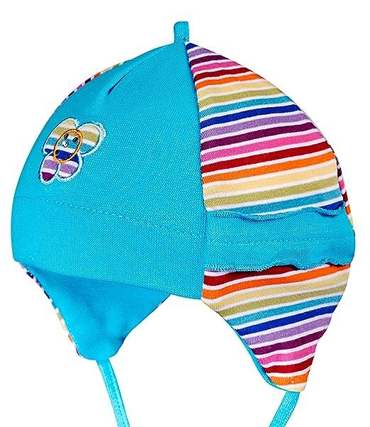 EveryHead Fiebig cap Jersey Cappello Estate Il del Bambino Protezione  Berretto con Laccio Ragazze Cappellino per b0355c05f8e1