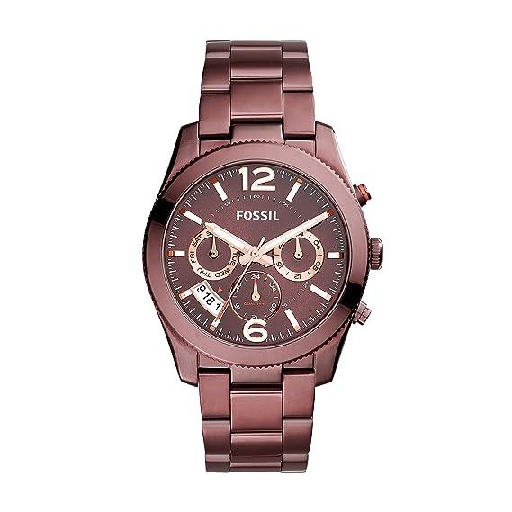 38667899311c Fossil Reloj de Pulsera de Mujer es4110  Fossil  Amazon.es  Relojes