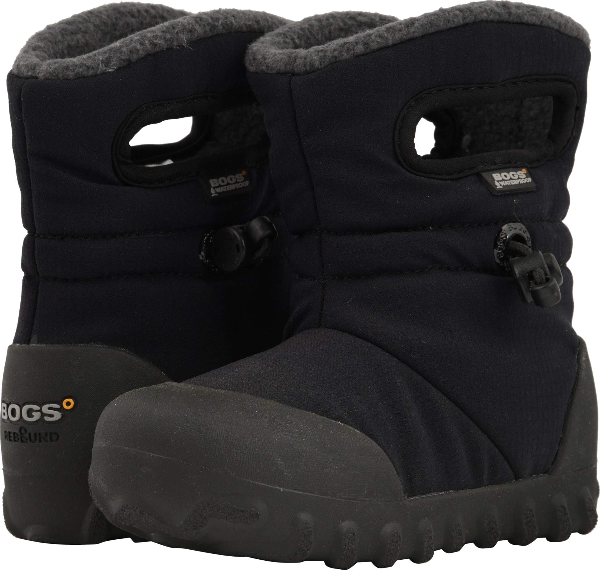 fabe0e82d121 Galleon - Bogs Kids B-Moc Puff Boot Black 6