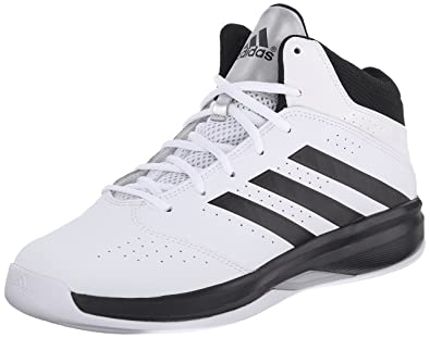 finest selection c49b3 9b3c7 best adidas performance mens isolation 2 wide basketball shoewhite black  silver8 3ae4a 95a72
