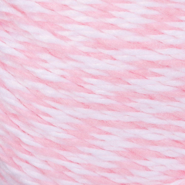 Bernat 16603030301 Softee Baby Yarn Baby Pink Marle Pack 1 Single Ball