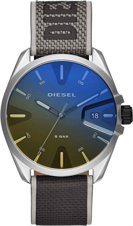 Diesel Reloj Analogico para Hombre de Cuarzo con Correa en Nailon DZ1902