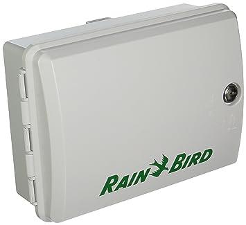 amazon com rainbird esp4me 120v modular outdoor controller rainbird esp4me 120v modular outdoor controller