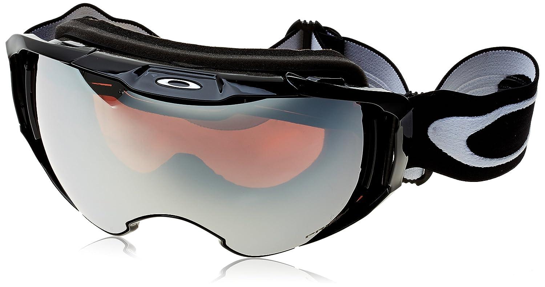 25f22e61a5 Oakley Airbrake XL PRIZM Negro Hombres Rosa Lente cilíndrica (Plana) Gafas  de esquí - Gafas de esquí (Lente única, Negro, Hombres, Lente cilíndrica  (Plana), ...