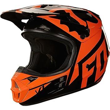 Fox Helmet V-1 Race, ECE Orange