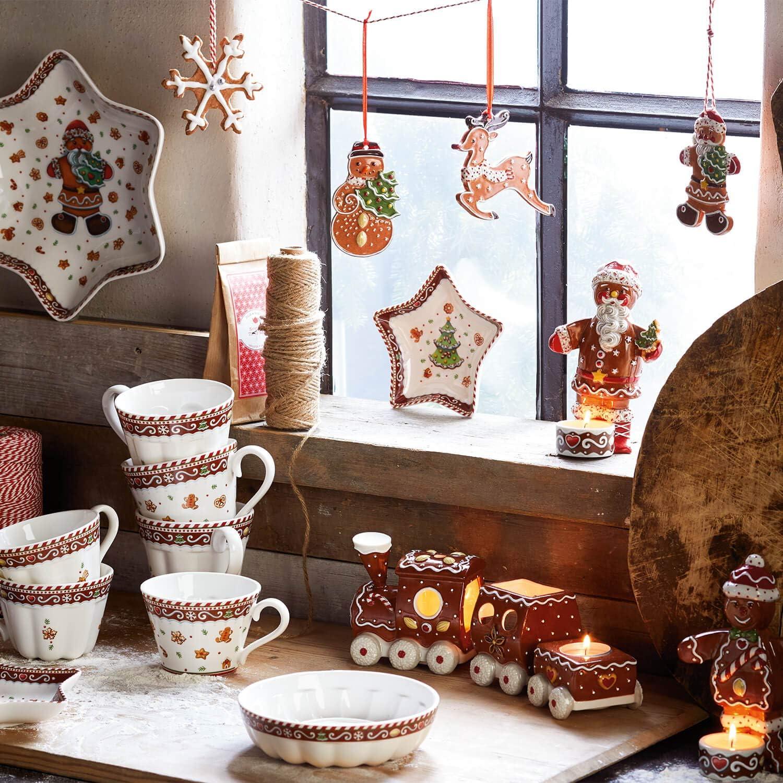Villeroy /& Boch Winter Bakery Decoration Ornament Lebkuchenmann 6672