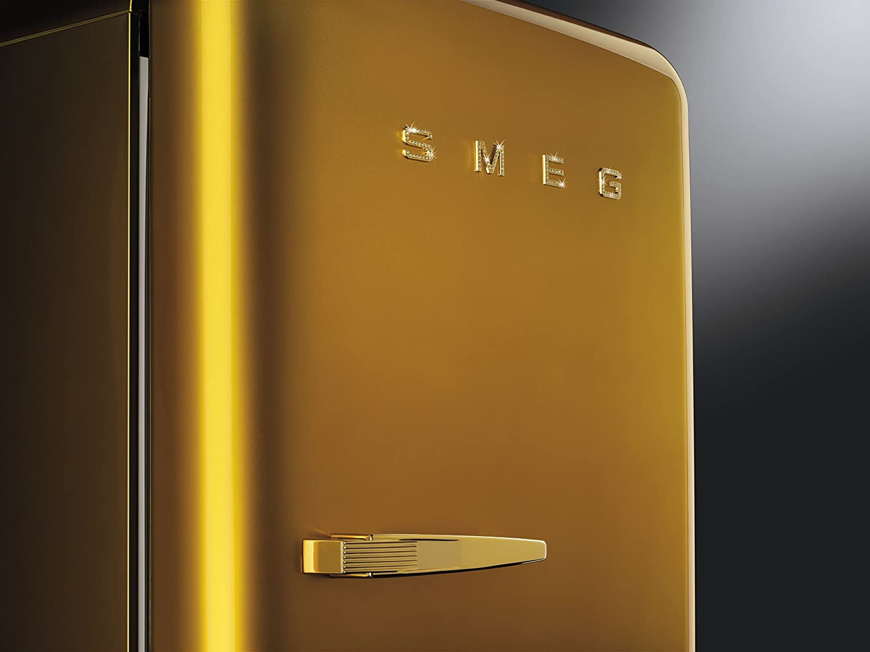 Smeg Kühlschrank Gold : Smeg fab rdg kühlschrank a kühlteil liters gefrierteil