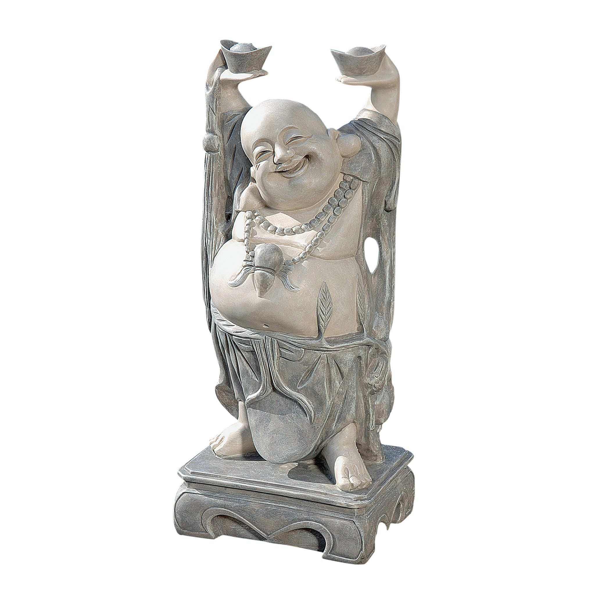 Design Toscano Jolly Hotei Buddha Statue by Design Toscano