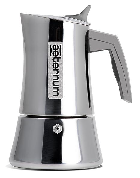 Jarra de café Divina Aeternum 2 tazas acero inoxidable 18/10 ...