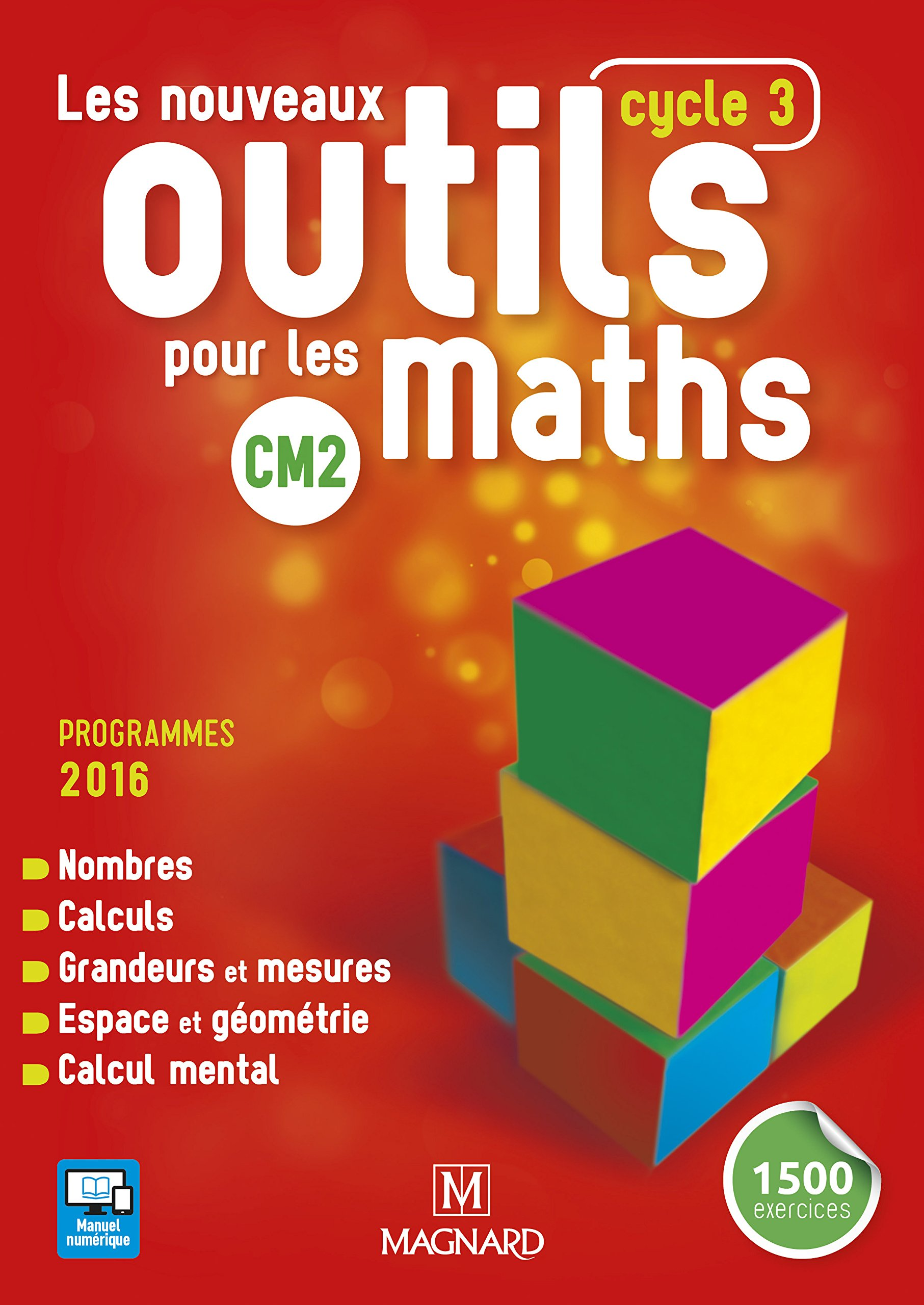 Nouveaux Outils Pour Les Maths Cm2 Livre De L Eleve Amazon