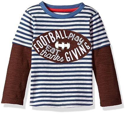 24ceea804 Amazon.com  Mud Pie Baby Boys  Toddler Thanksgiving Football Game ...