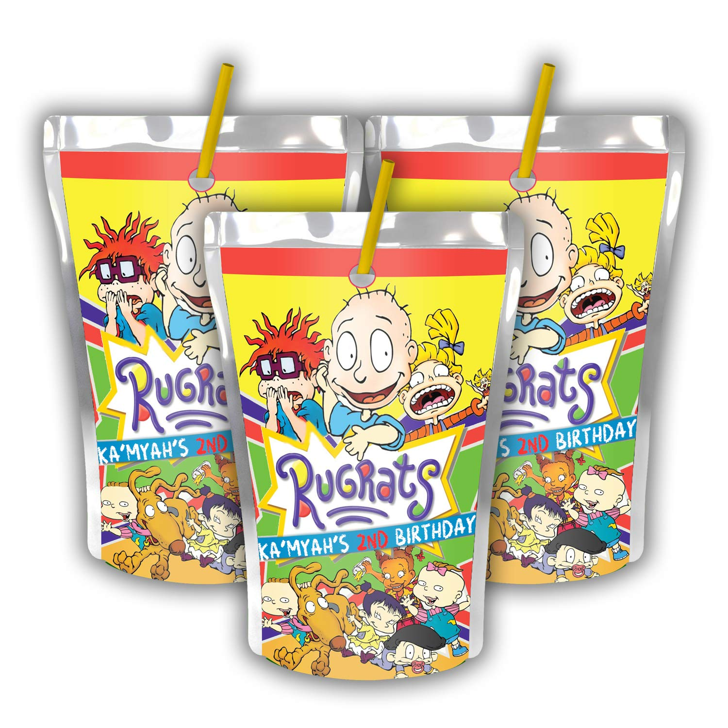 Rugrats Party Supplies Unique Birthday Party Ideas And Themes