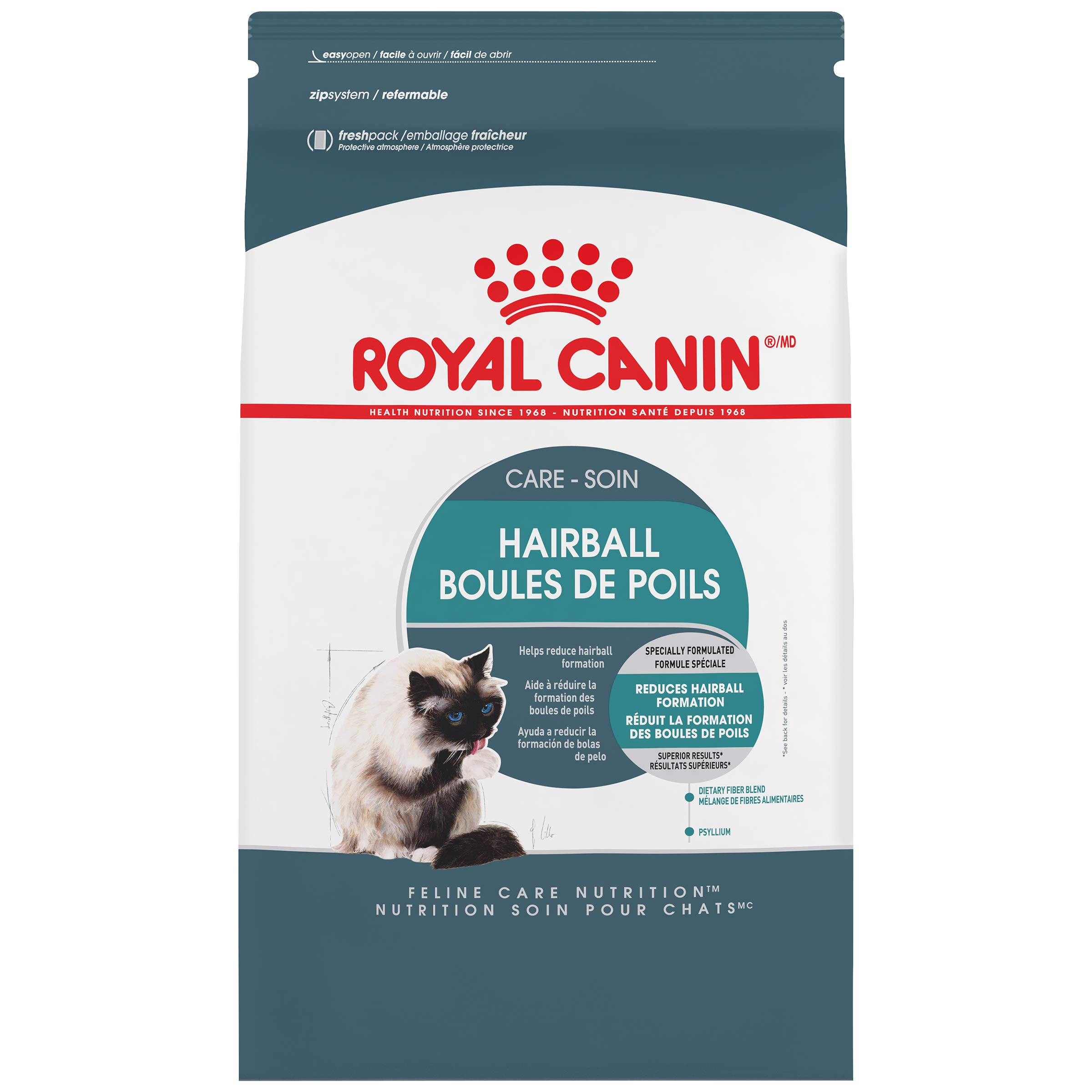 Royal Canin Hairball Care Dry Cat Food, 14 lb. bag by Royal Canin