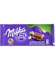 Milka Tableta De Chocolate Leche Con Frutos Secos Troceados - 125 g
