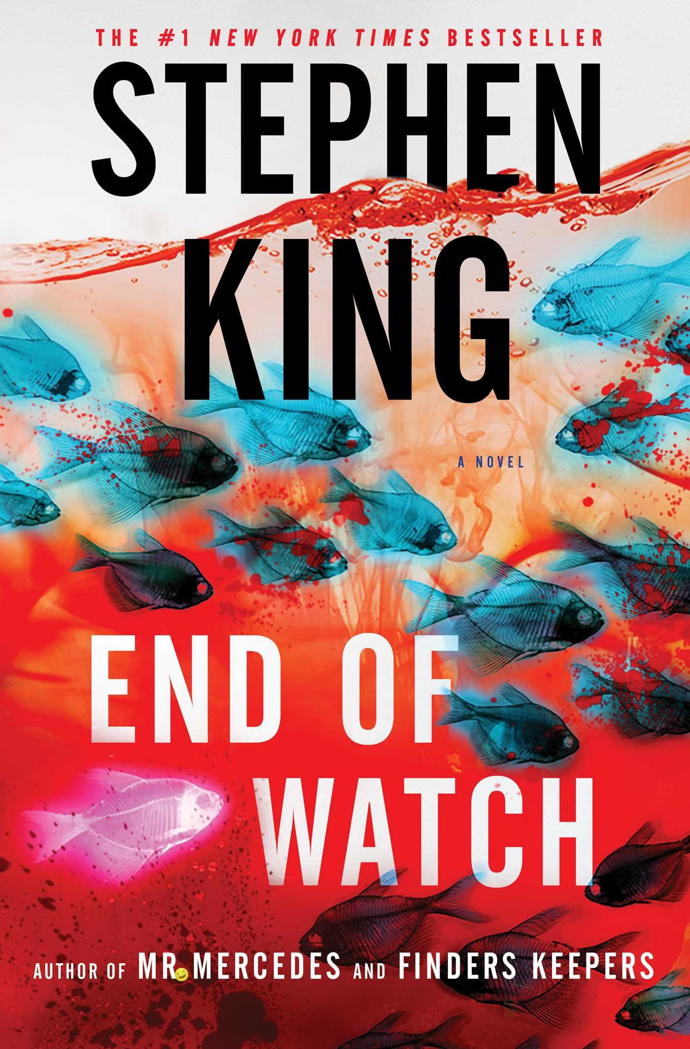 Amazon: End Of Watch: A Novel (the Bill Hodges Trilogy)  (9781501129742): Stephen King: Books
