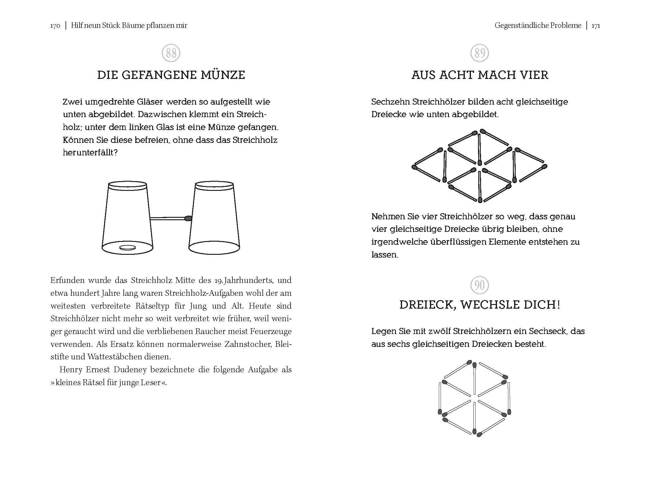 Was Hat Pythagoras Mit Girlanden Zu Tun Die 125 Besten Rätsel Aus