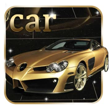 Luxury Gold Car Live Wallpaper