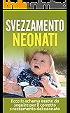 Svezzamento Neonati: Ecco lo schema esatto da seguire per il corretto svezzamento del neonato (svezzamento neonati, svezzamento, schema svezzamento)