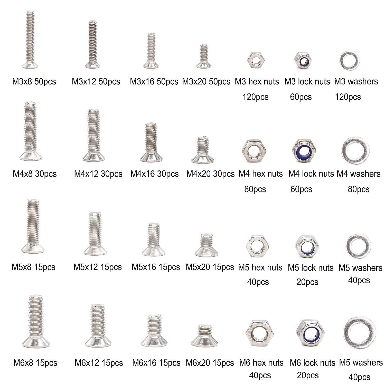 in Stock Ochoos PKB-M4 Press-in Threaded Inserts PEM Standard