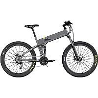 LEGEND EBIKES Etna - Bicicleta eléctrica plegable para adultos