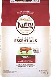 product image for NUTRO Natural Choice Natural Adult Dry Dog Food Beef & Brown Rice