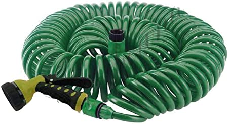 50ft  Expandable Garden Hose Pipe Expanding Pro Quality Heavy Duty