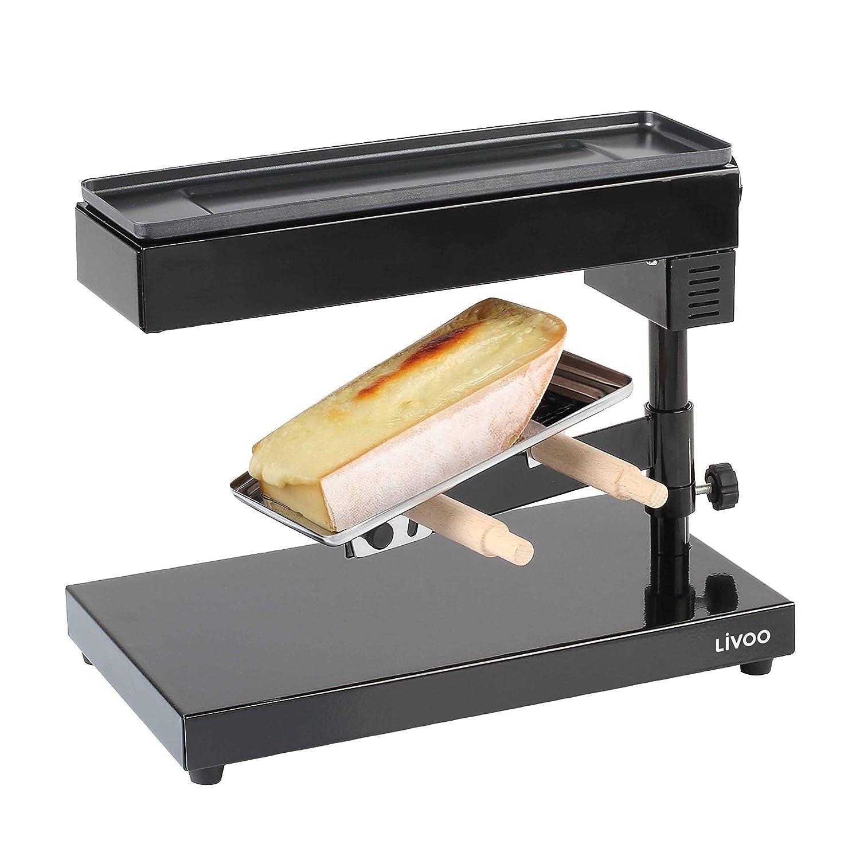 Domoclip doc159/Raclette Traditionelles schwarz