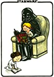 Darth Vader™ and Son Journal (Illustrated Star Wars Blank Journal, Darth Vader and Son Series Stationery)