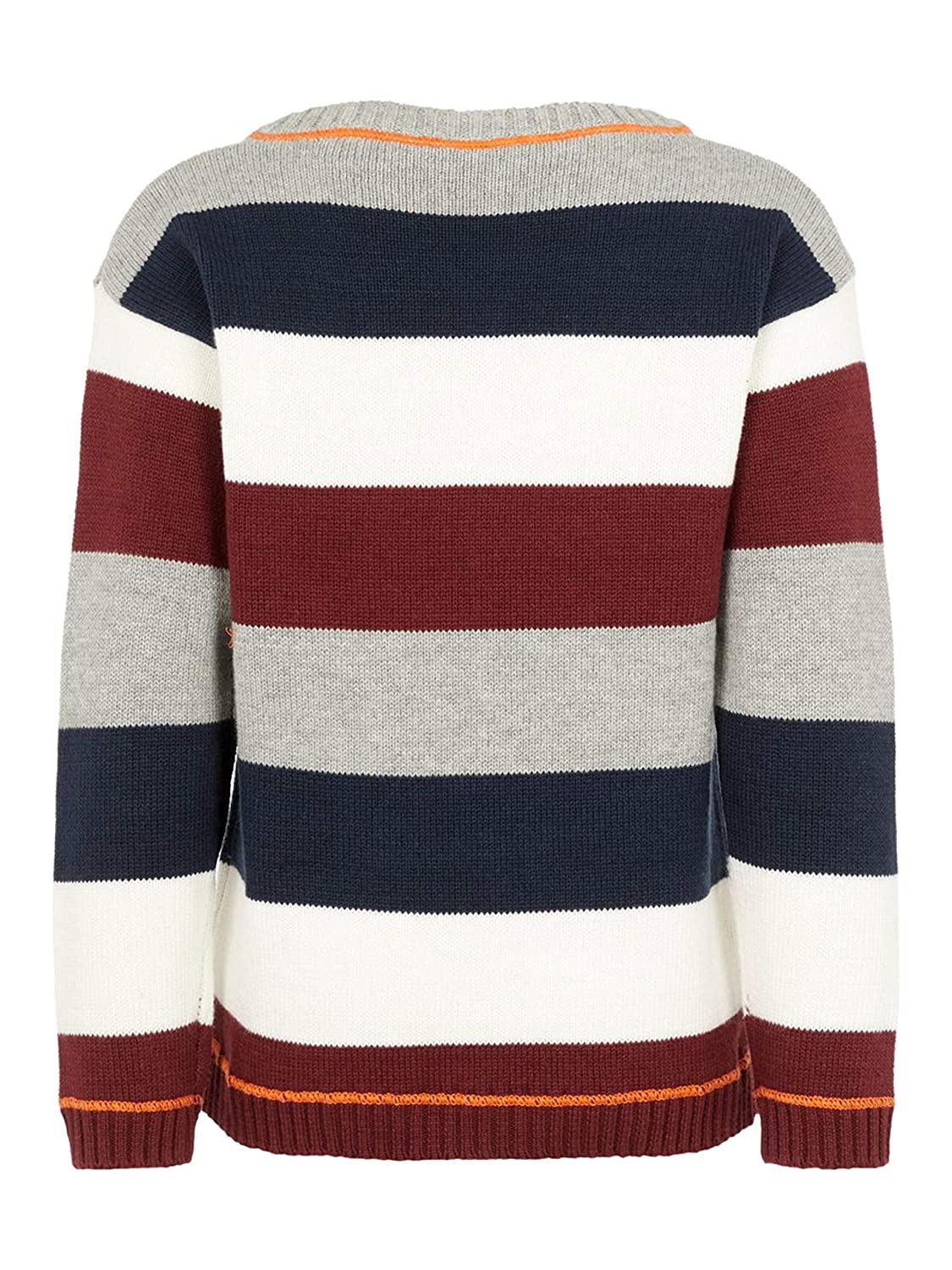 NAME IT Jungen Nmmnice Ls Knit Box Pullover