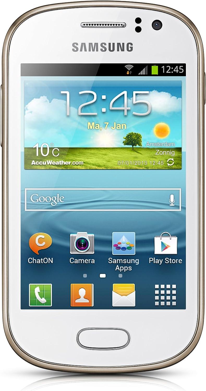 Samsung Galaxy Fame (S6810) - Smartphone libre (pantalla 3.5 ...