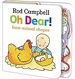 Oh Dear! Farm Animal Shapes