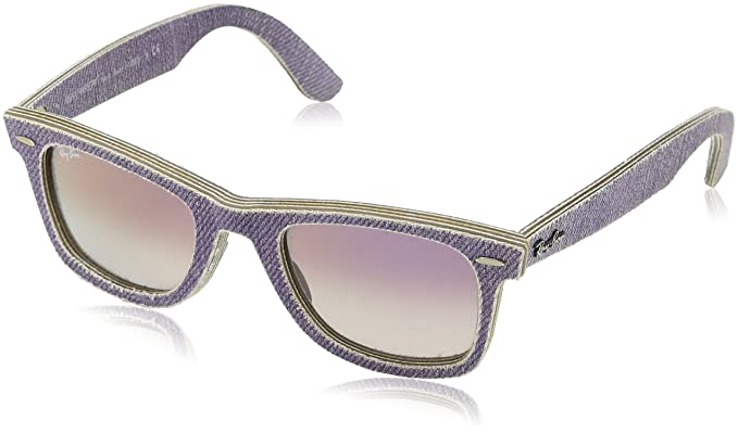 899050546e Ray-Ban Women s Denim Icon Wayfarer Sunglasses