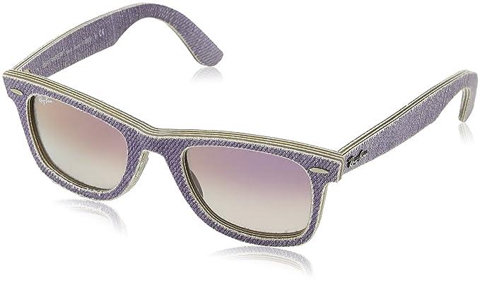 5076c67d66e971 Amazon.com  Ray-Ban Unisex RB2140 50mm Denim Violet  Ray-Ban  Clothing