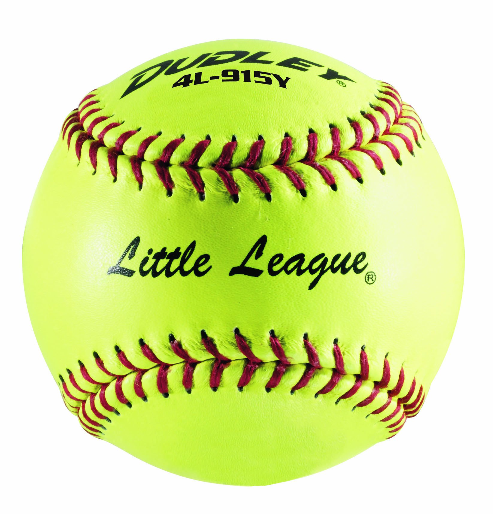 Dudley Little League SY Fast Pitch Synthetic Soft Ball (12-Inch) - Dozen by Dudley (Image #1)