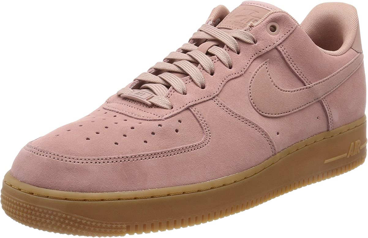 Nike Air Force 1 '07 Lv8 Suede, Zapatillas de Gimnasia para ...