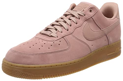 free shipping 30d20 a6eb5 Nike Air Force 1  07 Lv8 Suede, Scarpe da Ginnastica Uomo, Rosa (